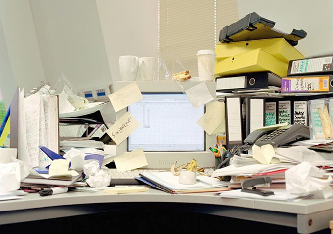 Is your office in need of a spring clean?