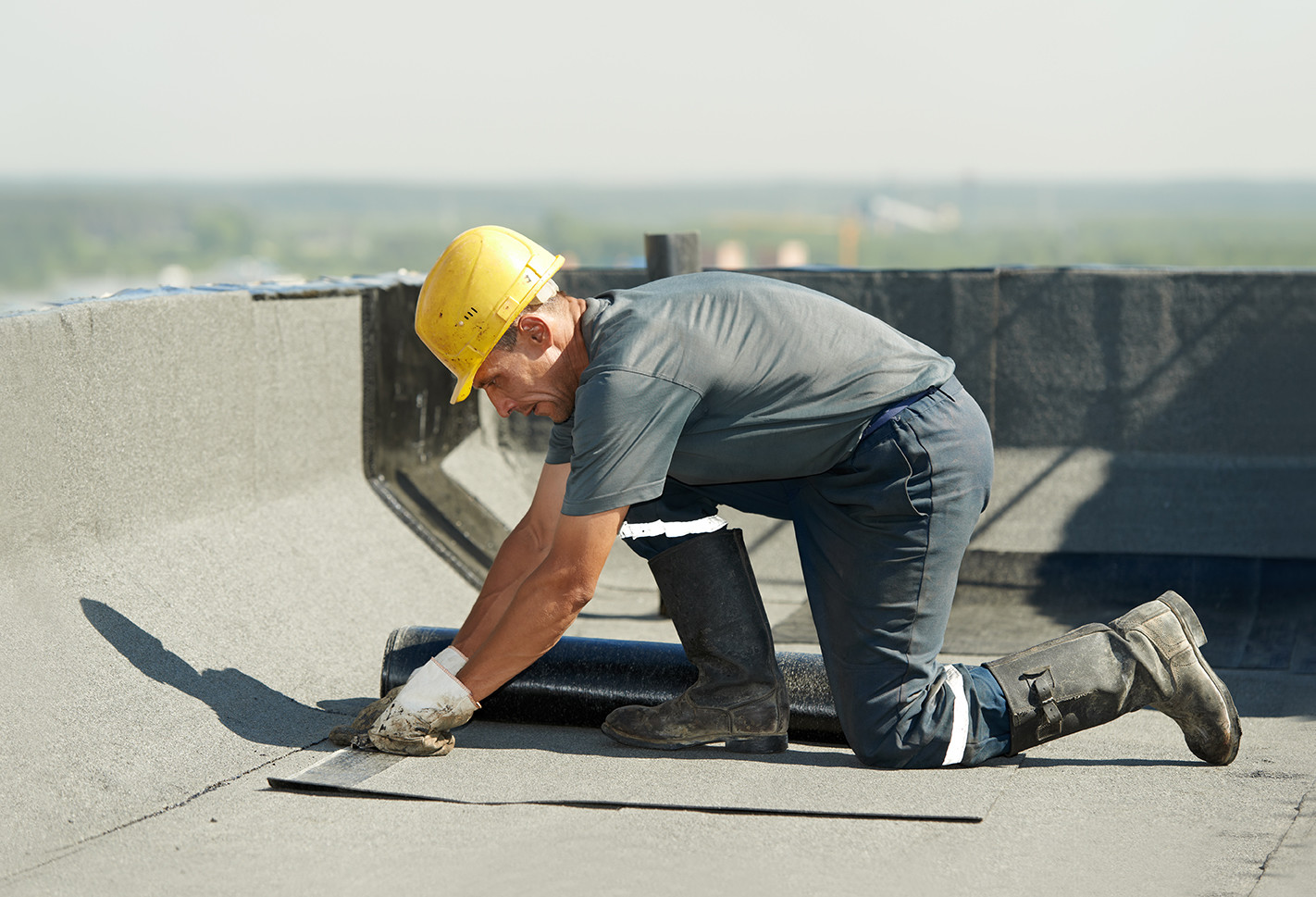 Why regular inspections are important to prolonging the life of your flat roof