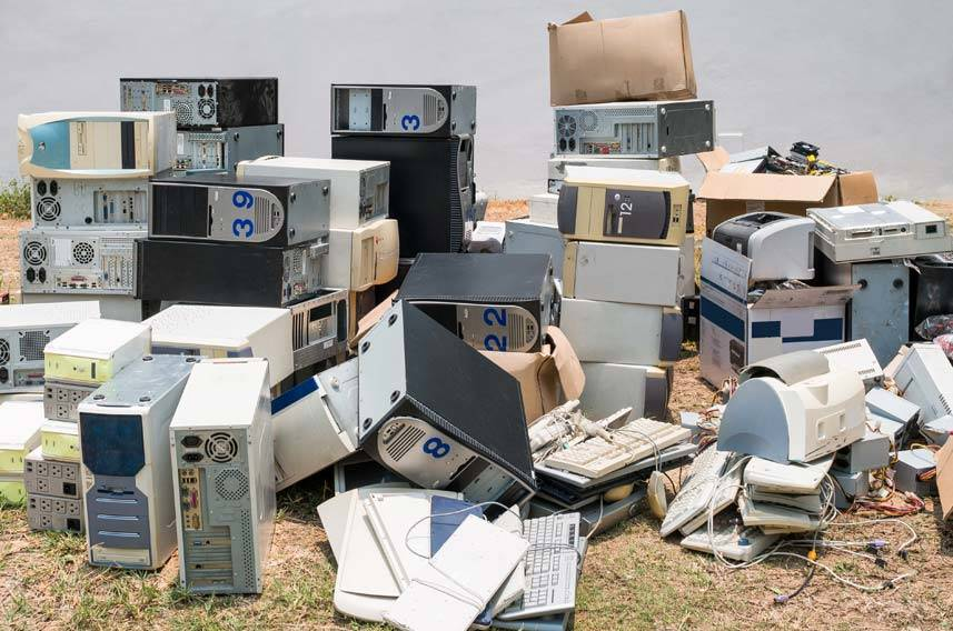 How to Recycle Your Old Electronics