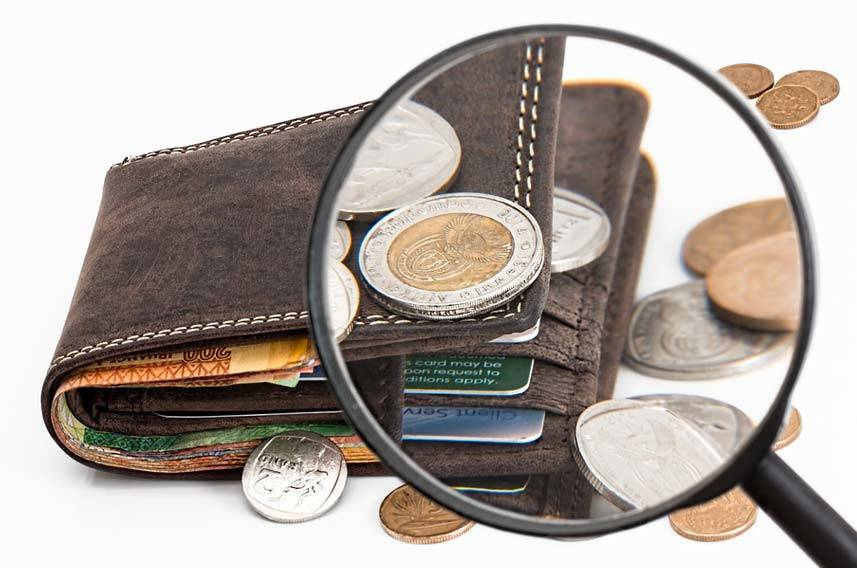 Wallet & Coins